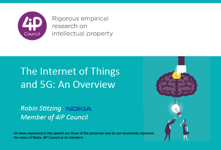 The Internet of Things and 5G: An Overview