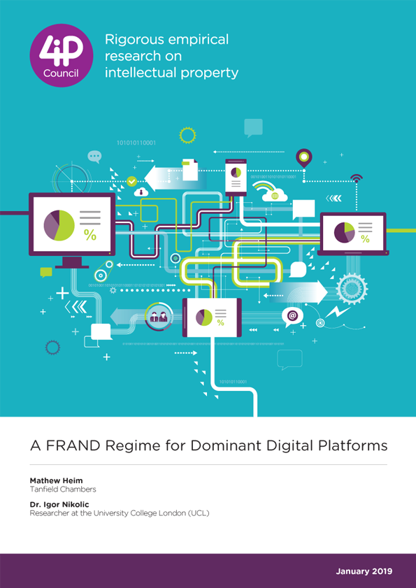A FRAND Regime for Dominant Digital Platforms