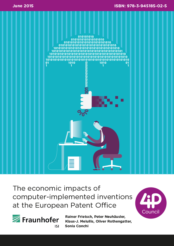 The economic impacts of computer-implemented inventions at the European Patent Office