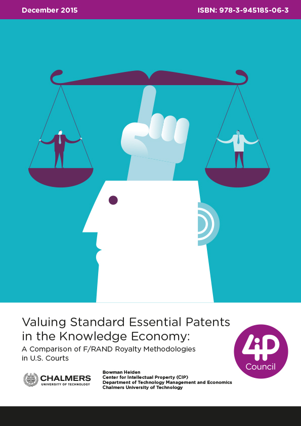 Valuing SEPs in the Knowledge Economy