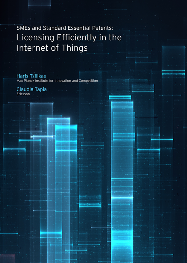 SMEs and Standard Essential Patents: Licensing Efficiently in the Internet of Things