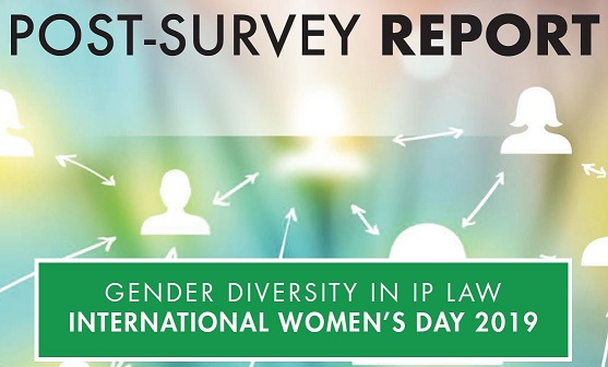 Gender Diversity in IP Law