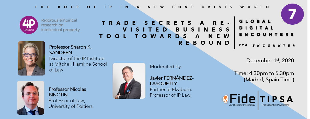 Trade Secrets: A Re-Visited Business Tool Towards A New Rebound