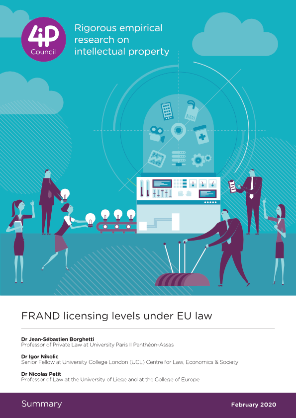 FRAND Licensing Levels Under EU Law