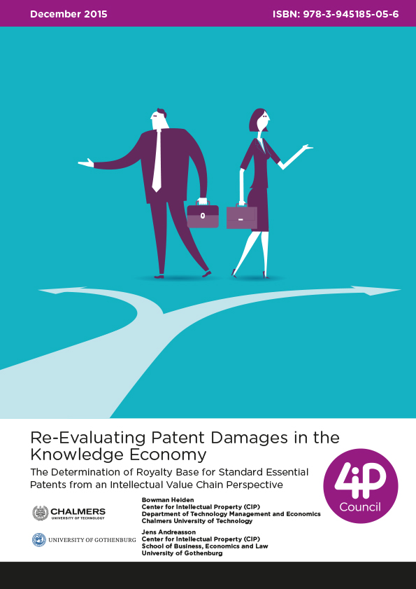 Re-evaluating Patent Damages in the Knowledge Economy