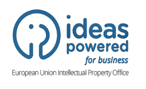 Ideas powered for business logo