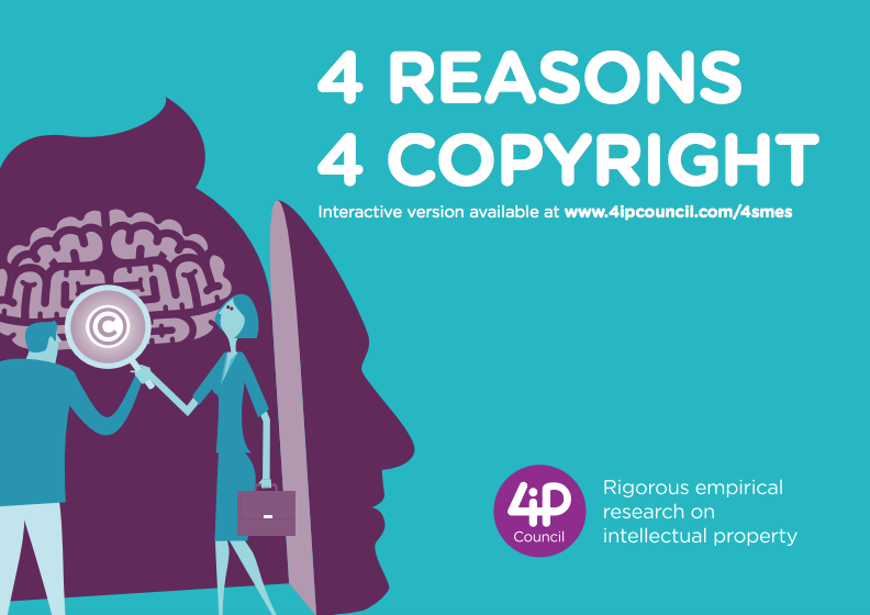 4 Reasons 4 Copyright