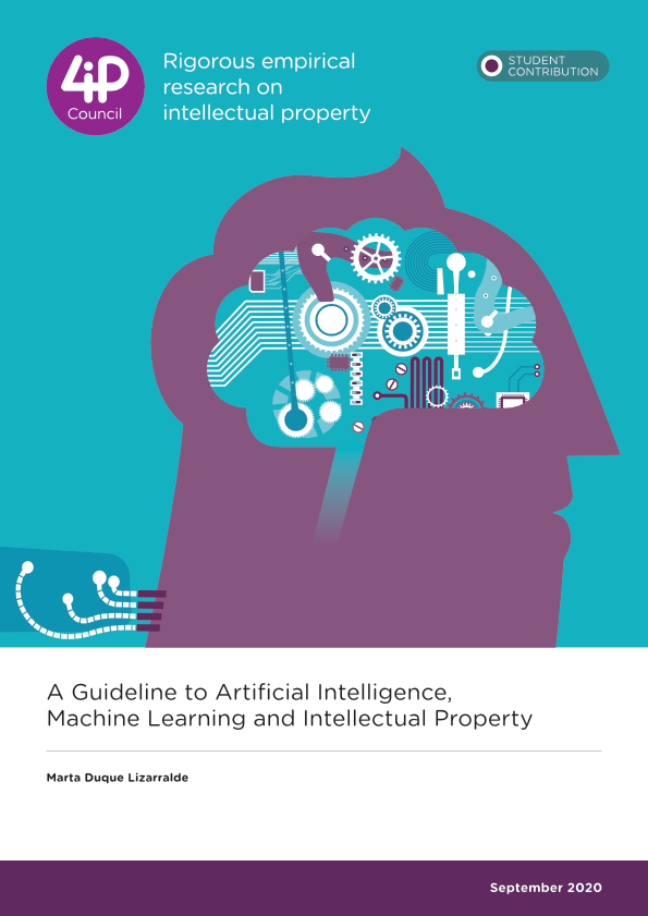 A Guideline to Artificial Intelligence, Machine Learning and Intellectual Property
