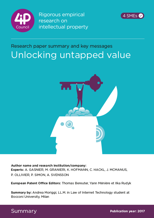 Summary - Unlocking untapped value