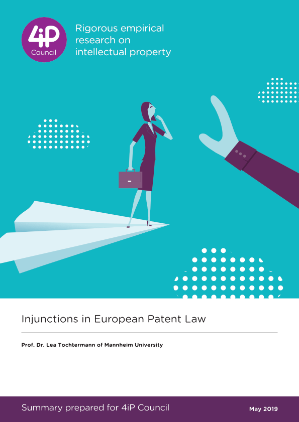 Injunctions in European Patent Law