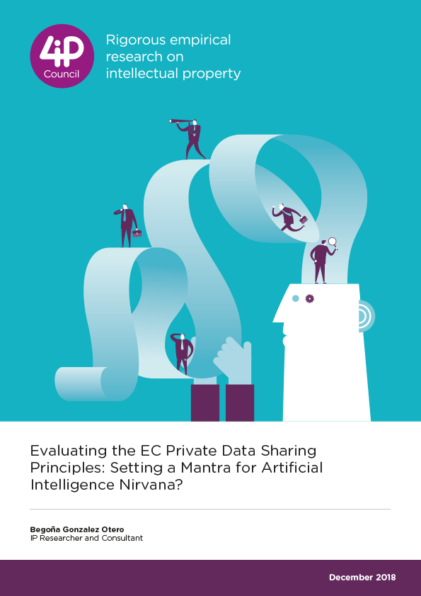 Evaluating the EC Private Data Sharing Principles:  Setting a Mantra for Artificial Intelligence Nirvana?