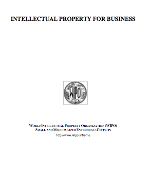 Intellectual property for business (WIPO)