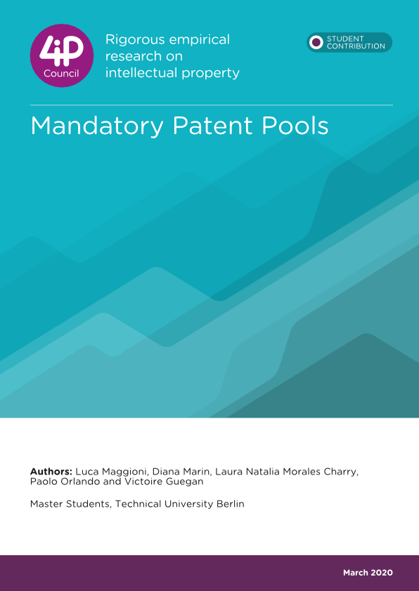 Mandatory Patent Pools