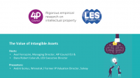 The value of intangible assets - webinar slides and recording now available!